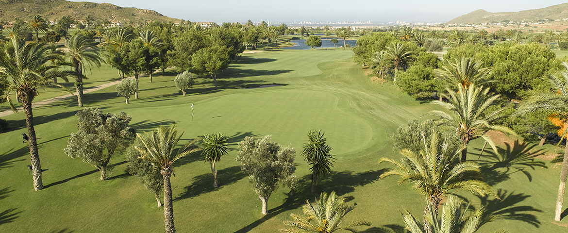 Hotel Las Lomas Village 4* Apartments - Golf Breaks