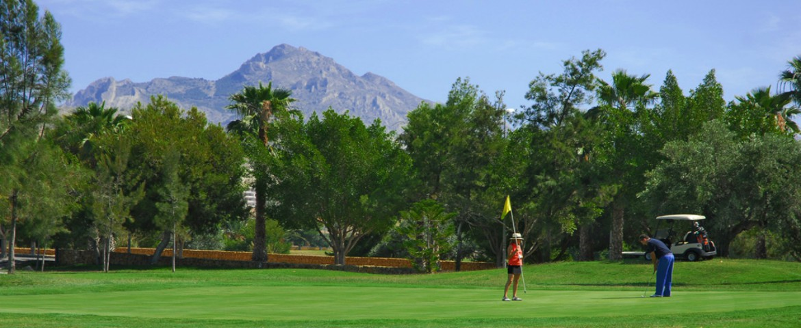 Hotel Bonalba Golf Resort - Golf Breaks